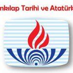 Açık Lise (142) T.C. İnkılap Tarihi ve Atatürkçülük 2 Testi (Nisan 2019)