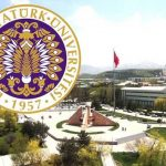 Atatürk Üniversitesi YKS 2019 2020 Taban Puanları ve Başarı Sıralaması