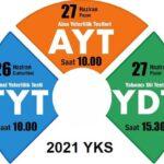 2021 YKS Sayısal Bilgiler Yayınlandı: YKS'ye kaç kişi girdi, kaç aday tercih hakkına sahip oldu, hangi dersten ortalama kaç net yapıldı, kaç aday 500 tam puan aldı