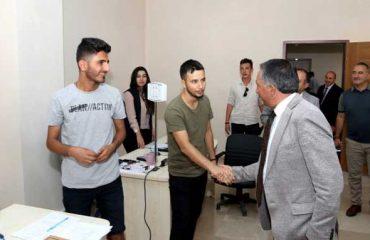 Ağrı İbrahim Çeçen Üniversitesi Doluluk Oranı %90'a Ulaştı!