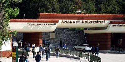 Anadolu Üniversitesi 2018 YKS Taban Puanları