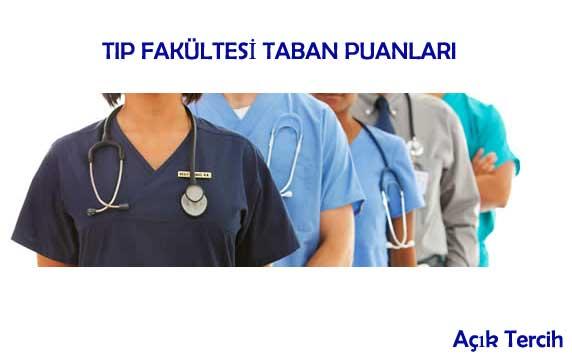 Tıp Fakültesi Taban Puanları