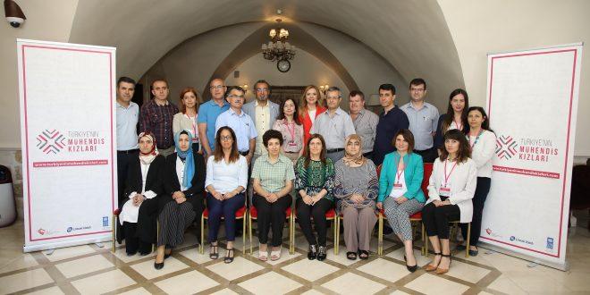 Türkiye'nin Mühendis Kızları Projesi