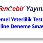 Yeni Sınav Sistemine Tam Uygun Ücretsiz Online 2020 TYT Deneme Sınavı